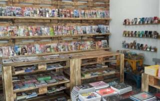 Bookstore Argostoli Kefalonia