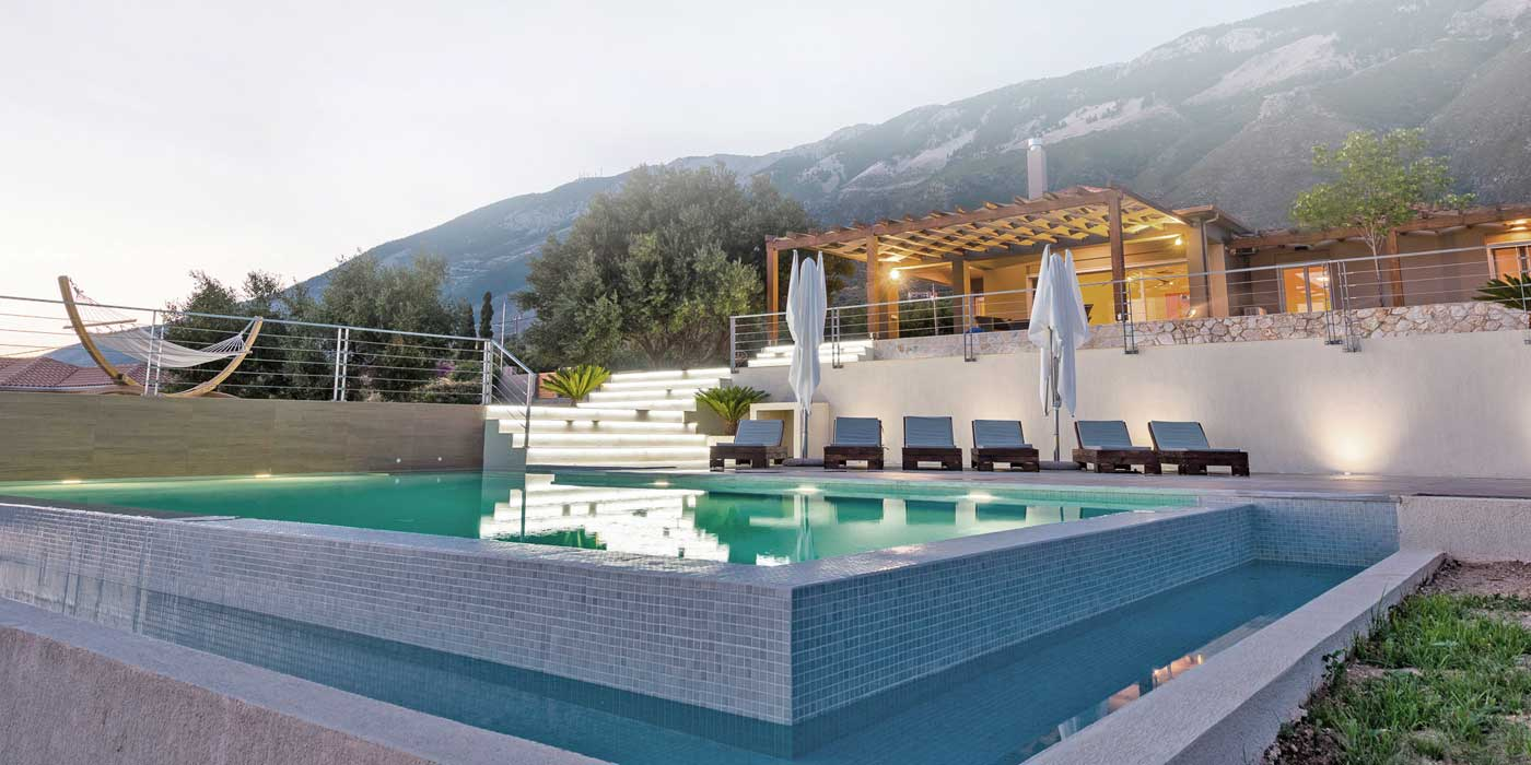 ... Landscape/Swimming Pool Area Design In Chionata. 1 ...