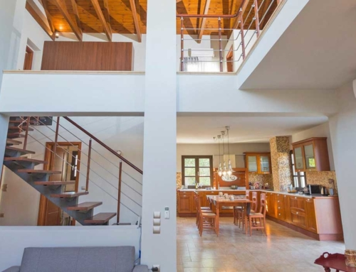 Villa Renovation in Karavados