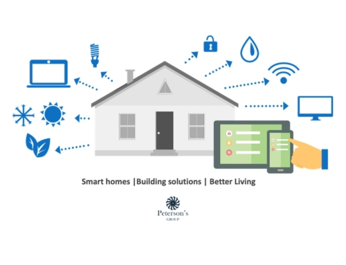 Smart homes, Building solutions, Better Living