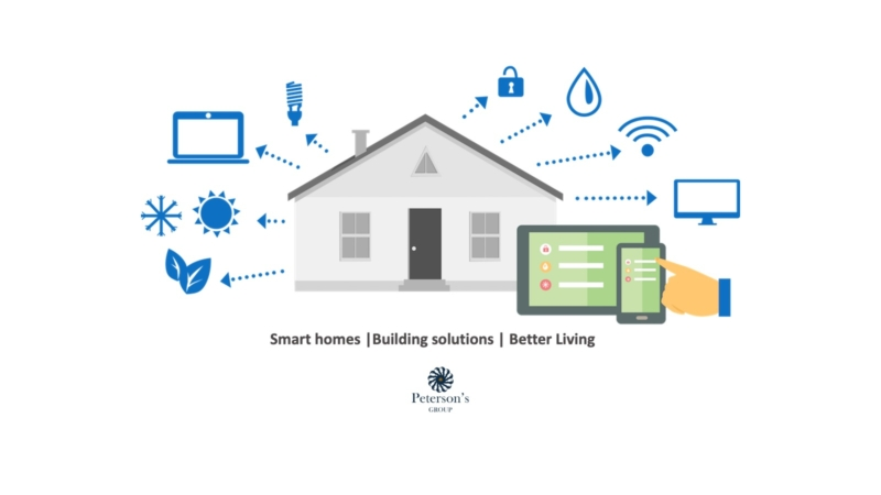 Petersons Group Smart Houses