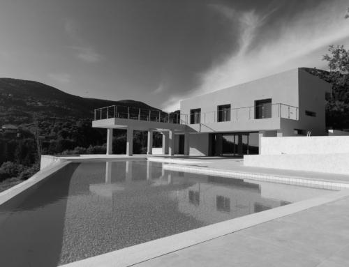 Ratzakli Contemporary Two Level Luxurious Villa
